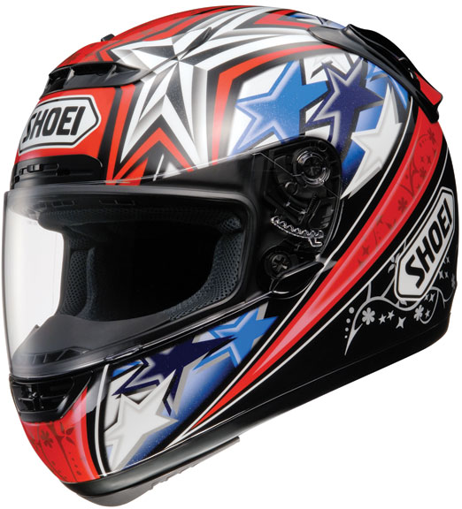SHOEI X-11 ELIAS TC1
